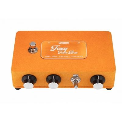 Педаль эффекта WARM AUDIO Foxy Tone Box