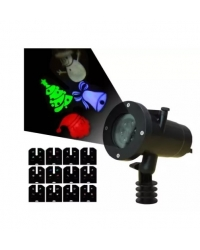 LED прожектор водонепроницаемый X-Laser X-51P RGBW
