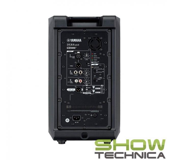 Yamaha DXR8 mkII - активная акустическая система