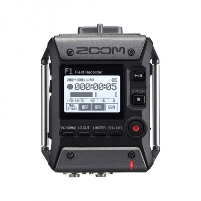 Двухканальный рекордер Zoom F1-SP