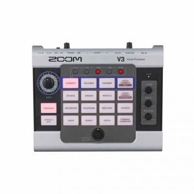 Вокальный процессор Zoom V3