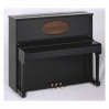 August Foerster 125 G walnut bright polished with inlay