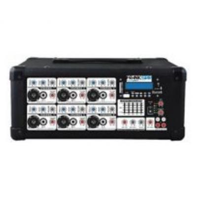 Активный микшерный пульт L-Frank Audio HY206MBT 6-канальный