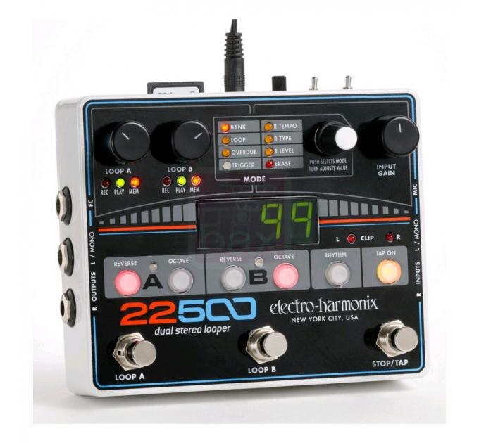 Electro-harmonix 22500 Dual Looper