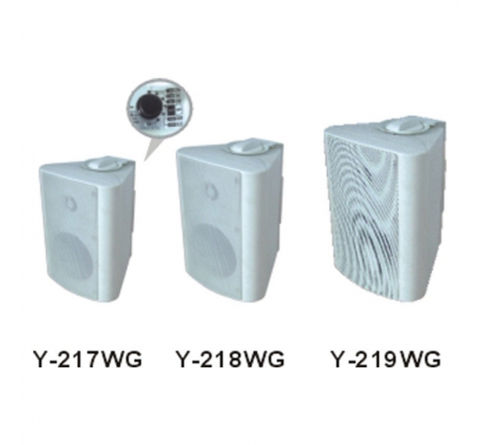 Ак. система Younasi Y-218WG, 2.5-30Вт