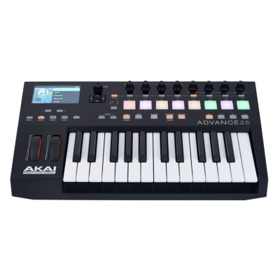 AKAI ADVANCE25 MIDI контроллер