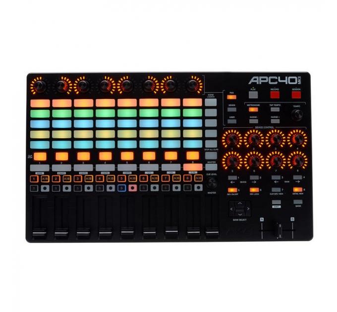 AKAI APC40 MKII MIDI контроллер