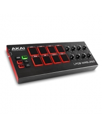 AKAI LPD8 WIRELESS MIDI контроллер