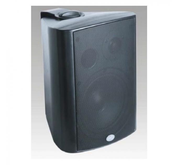 """Ак.система City Sound G-774P 2-х полосная, 4"""", 15Вт, 100В+8Ом, черная"""