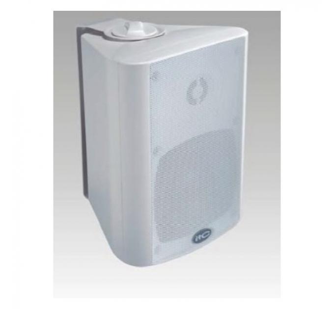 """Ак.система City Sound G-775PW 2-х полосная, 5"""", 30Вт, 100В+8Ом, белая"""