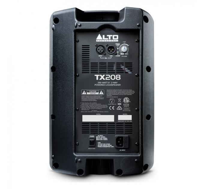 Alto Professional TX208 - активная акустическая система