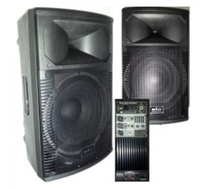 BIG BIT15A-MP3-BLT-EQ-BIAMP - активная акустическая система