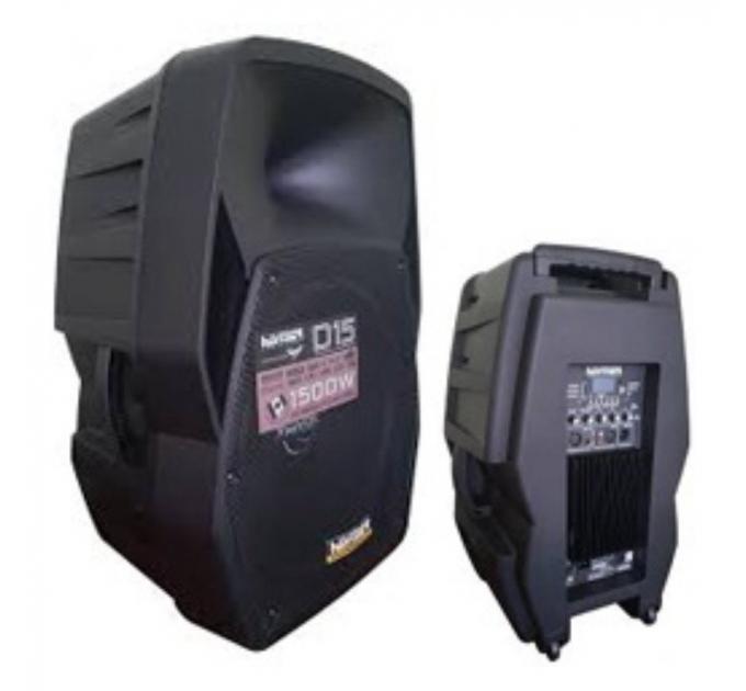 BIG HAYMER D15A-600W - активная акустическая система