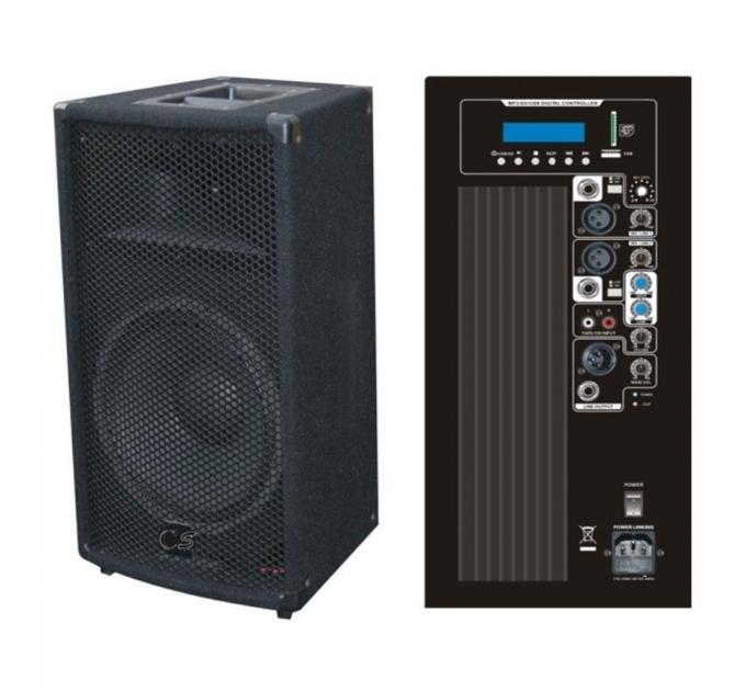 City Sound CS-112A 12-1 250-500 Вт 8 Ом - активная акустическая система