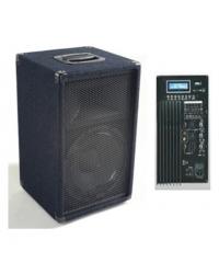 EMS 110SA 10-1.5 300 Вт 8 Ом - активная акустическая система