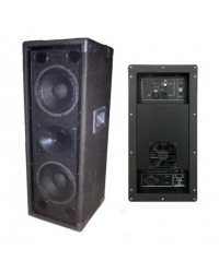 EMS 208SA 2x8-1.5 400 Вт 4 Ом - активная акустическая система