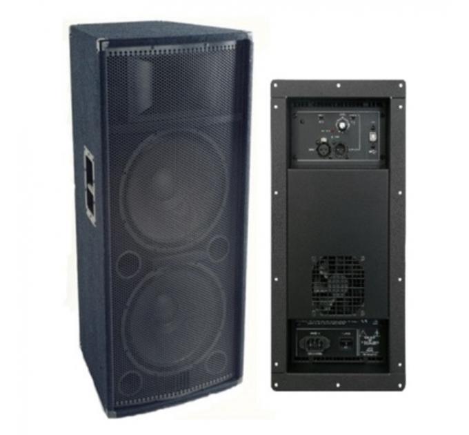 EMS 212SA 2x12-1.5 700 Вт 4 Ом - активная акустическая система