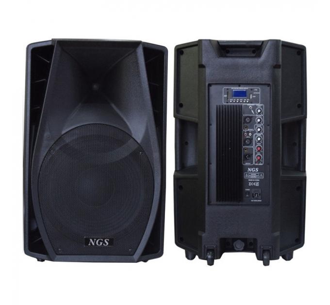 NGS HYP15A-MP3 15 350-400Вт - активная акустическая система