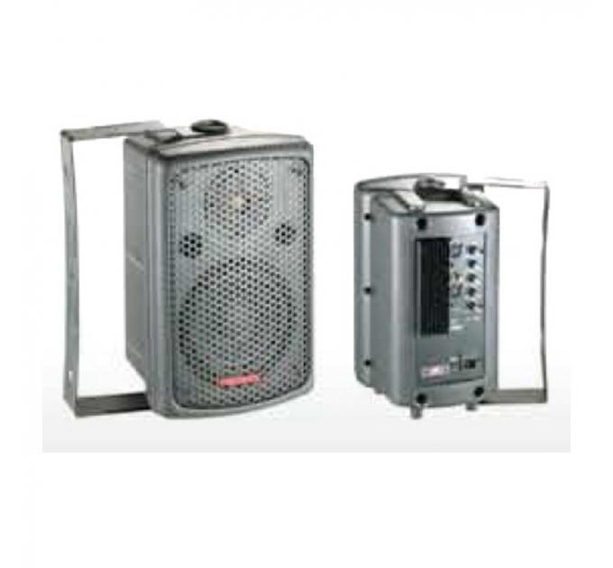 NGS PP-1908A 8-1.5 100-200 Вт 4 Ом - активная акустическая система