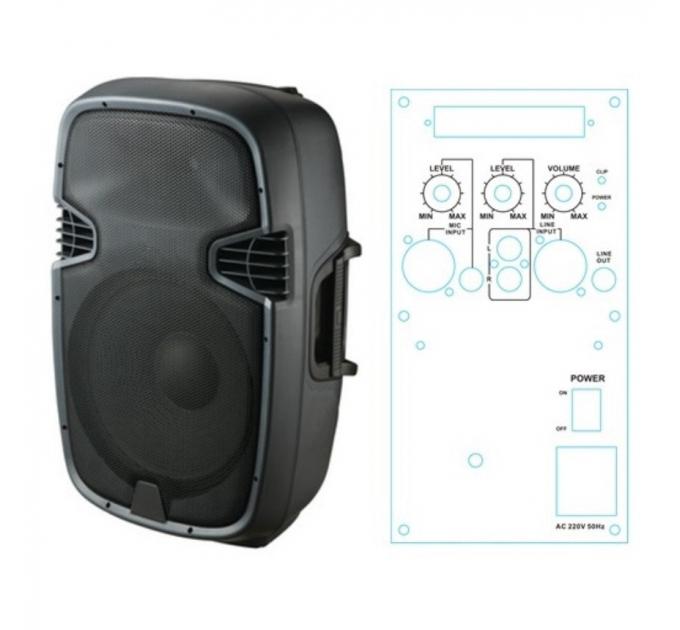 NGS PP-2108AU 8-1.5 100-200 Вт 4 Ом - активная акустическая система