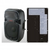 NGS PP-2115AUS-BT  15-3 400Вт 8 Ом - активная акустическая система