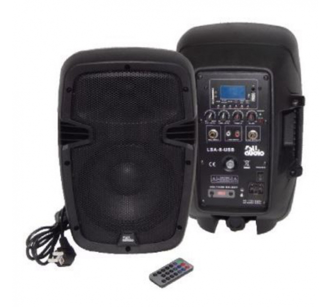 4all Audio LSA-8-USB - активная акустическая система