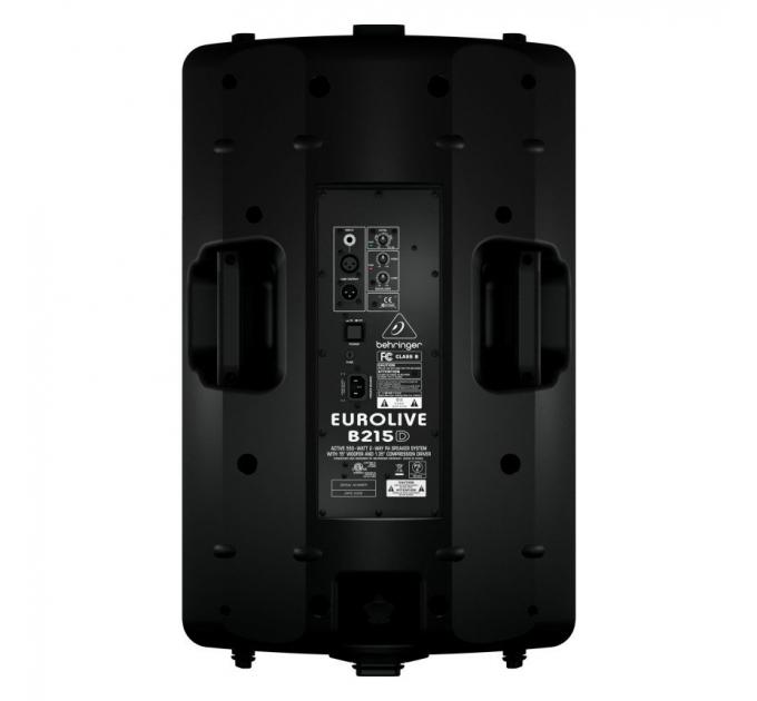 Behringer B215D - активная акустическая система