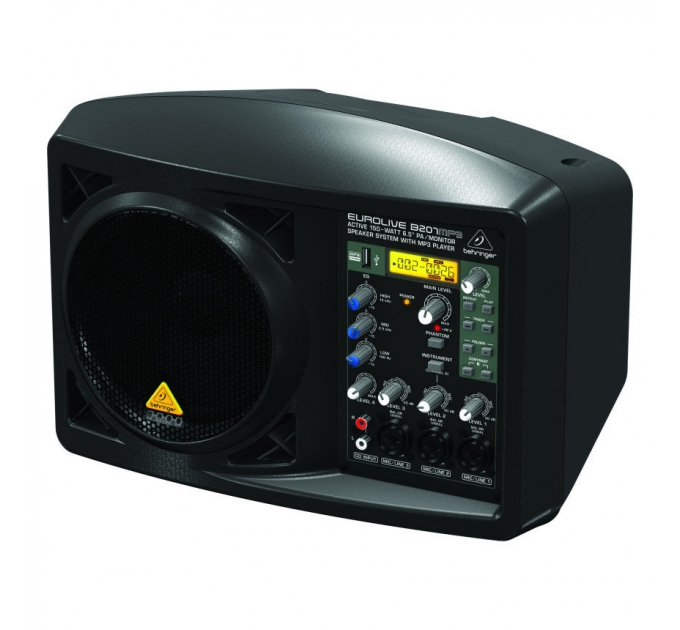 Behringer B207MP3 - активная акустическая система