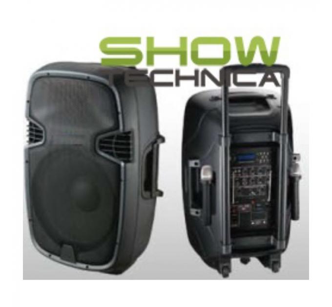 BIG JB15RECHARG250-MP3-FM-Bluetooth - автономная акустическая система