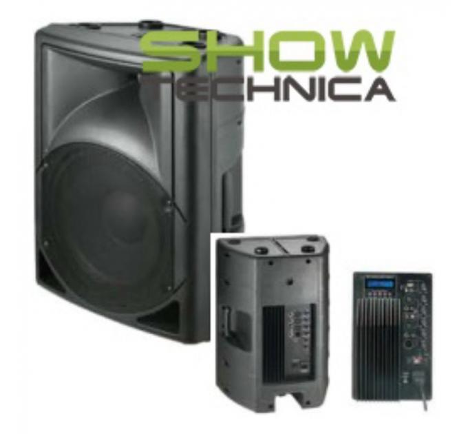 BIG PP0115A-MP3-FM-Bluetooth-REMOTE - активная акустическая система