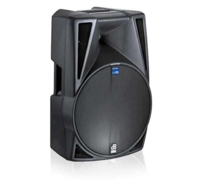 DB Technologies Opera 515 DX - активная акустическая система