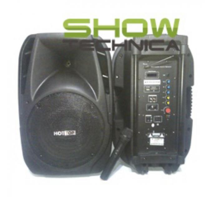 Hot Top Portable 12 - автономная акустическая система