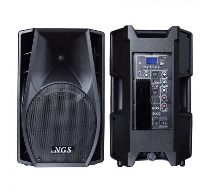 NGS HYP10A-MP3 10 150-200Вт - активная акустическая система