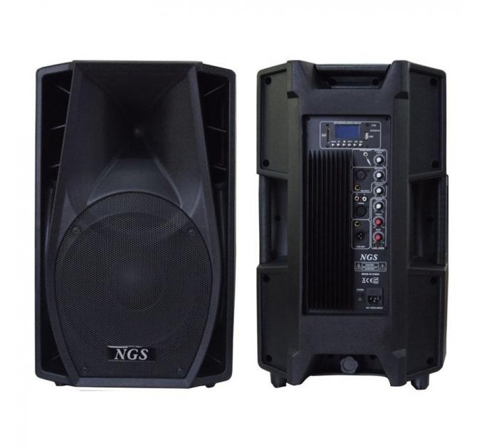 NGS HYP12A-MP3 12 - активная акустическая система