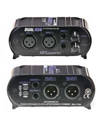 Активный директ-бокс ART Dual RDB