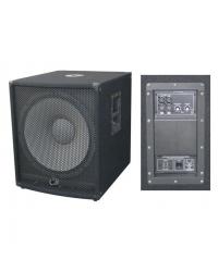 "Активный сабвуфер City Sound CSW-18A, 18"", 600/1200 Вт, 8 Ом"