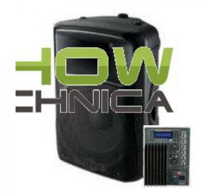 BIG EV12ANALOG -MP3 - активная акустическая система