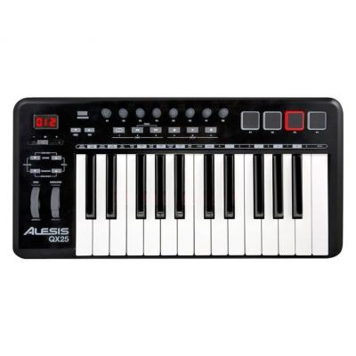 ALESIS QX25 MIDI клавиатура