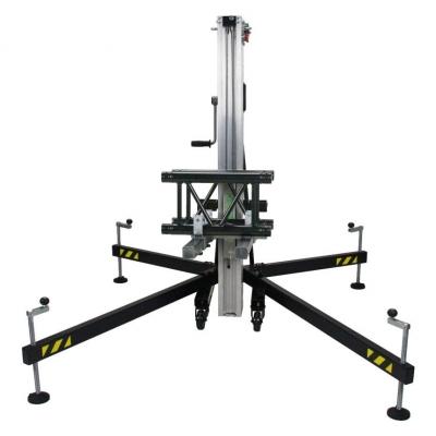 Алюминиевая башня с фронтальной загрузкой Fenix AT-04