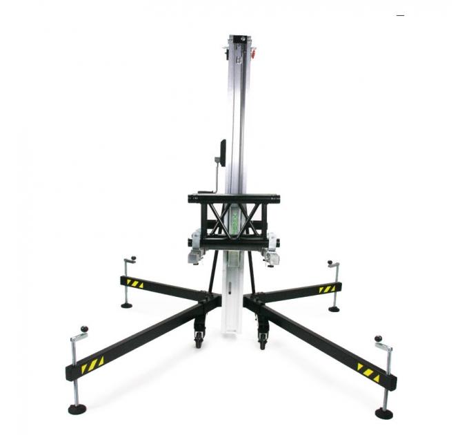 Алюминиевая башня с фронтальной загрузкой Fenix AT-06