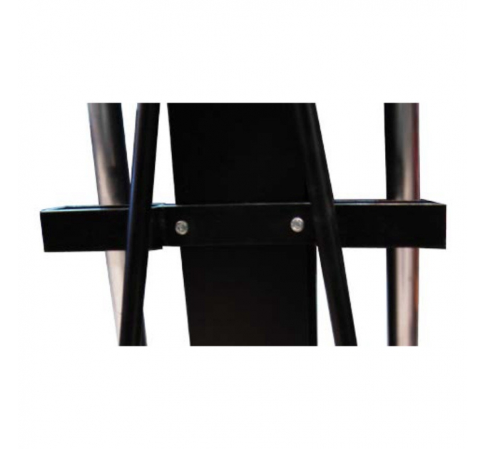 Алюминиевая башня с фронтальной загрузкой и двойной подъемной ручкой лебедки Fenix HERCULES 8
