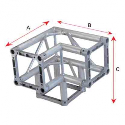 Алюминиевый уголок SOUNDKING DKC2204E