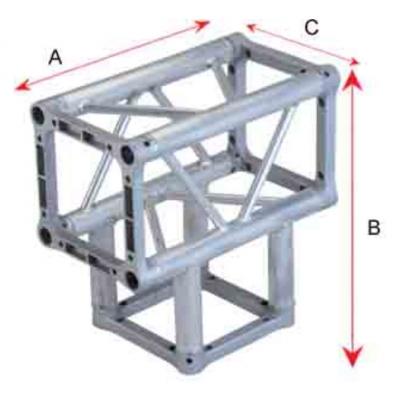 Алюминиевый уголок SOUNDKING DKС2204F