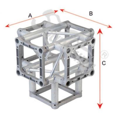Алюминиевый уголок SOUNDKING DKС2204I