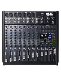 Аналоговый микшер пульт ALTO LIVE1202