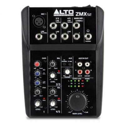 Микшер ALTO ZMX52