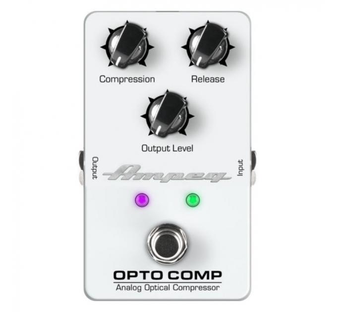 AMPEG OPTO COMP Педаль эффектов
