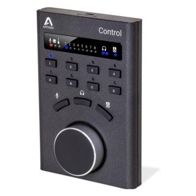 APOGEE CONTROL Hardware Remote control via USB cable MIDI контроллер