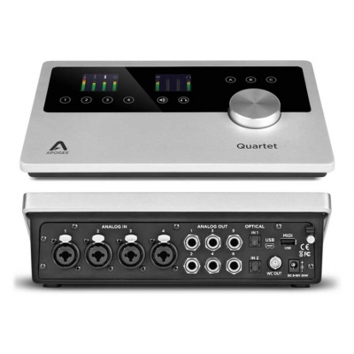 APOGEE QUARTET Аудиоинтерфейс