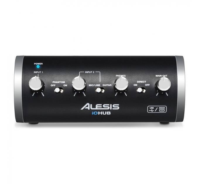 Аудиоинтерфейс Alesis iO HUB